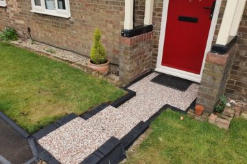Resin Bound Pathway Completed in Holme