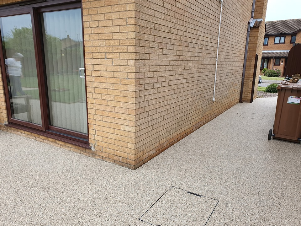Resin Bound Patio Peterborough