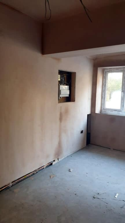 Completing Garage Conversion in Whittlesey