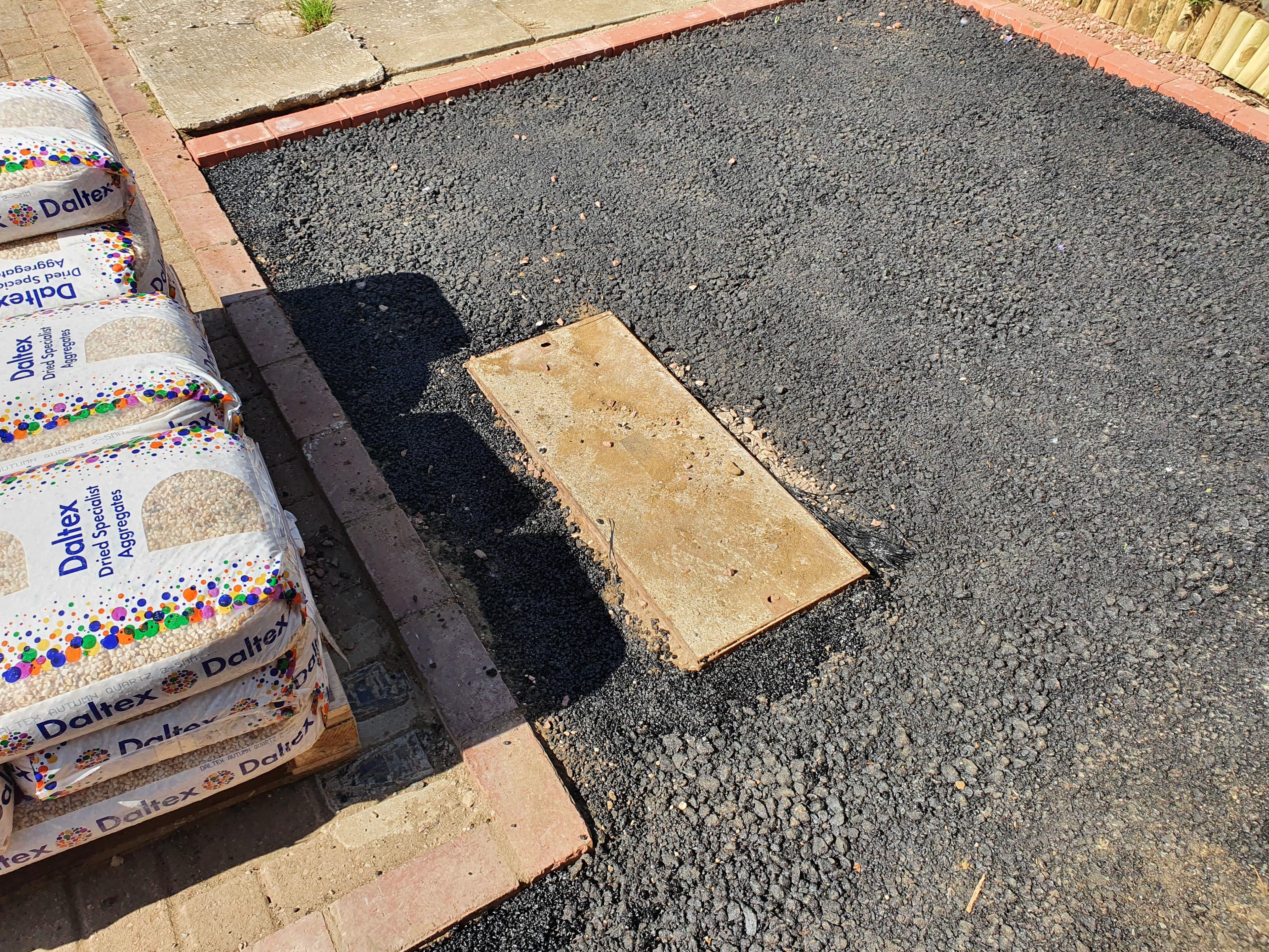 Driveway Prepared in Werrington