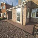 Resin Bound Pathway and Patio Holbeach
