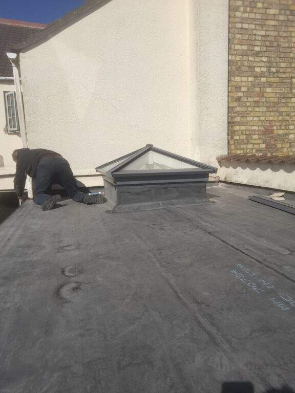 EPDM Flat Roof in Whittlesey Peterborough