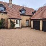 Resin Bound Driveway Installed in Longthorpe