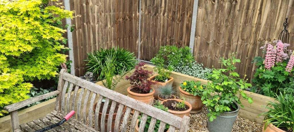 New Custom Made Wooden Planters Made in Peterborough