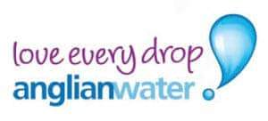 Work completed for Anglian Water