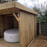 Hot Tub Shelter Peterborough