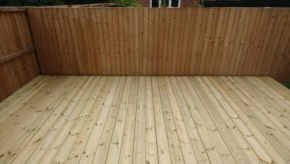 Decking installers Peterborough
