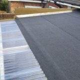 New Felt Roof Replacement Peterborough