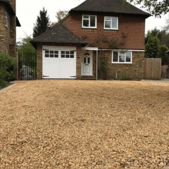 Gravel Driveway Installers Peterborough