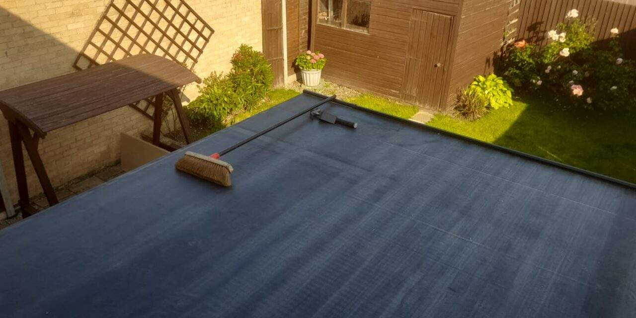 All you need to know about EPDM rubber Flat Roofs