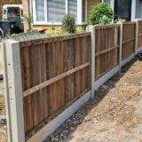 Fence install in Werrington