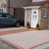Resin Bound Driveway Completed in Werrington