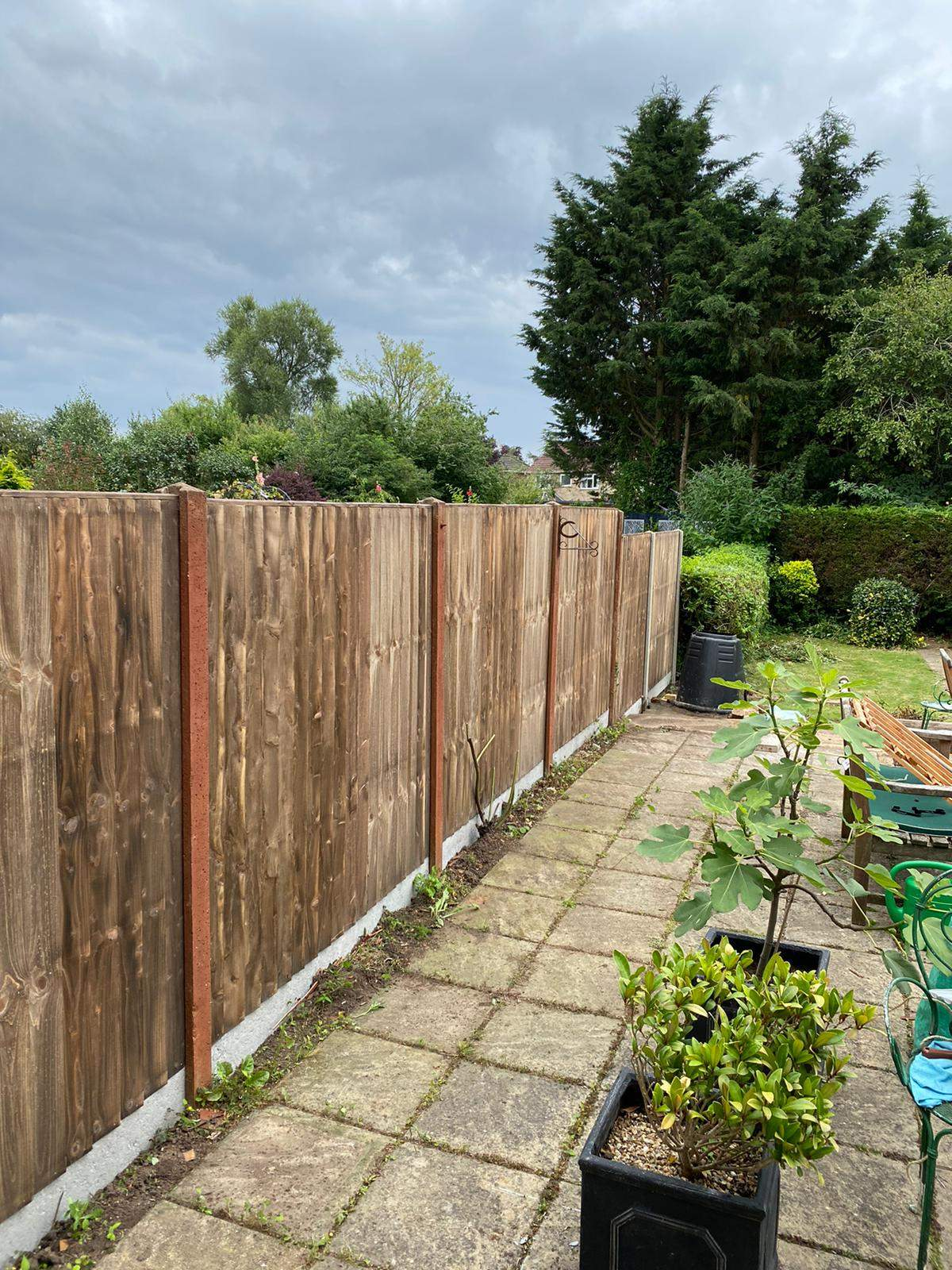 After new panels installed in Werrington
